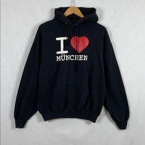 ✨3/$25✨Fruit of the Loom Graphic Sweatshirt Mens L